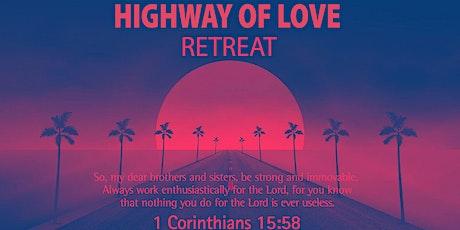 Highway of Love 2021 tickets