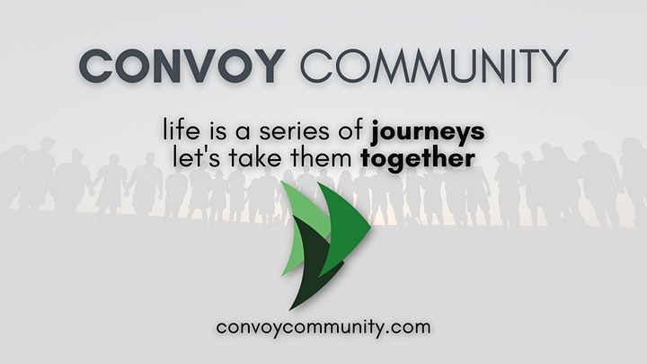 Convoy Community Introduction - accelerating the search for your next role image