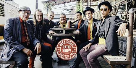 PATIO SHOW: Firecracker Jazz Band tickets