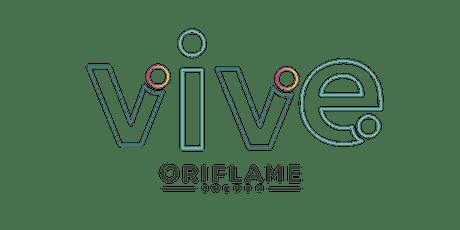 Vive Oriflame - Crea tu marca personal de impacto en Redes Sociales boletos