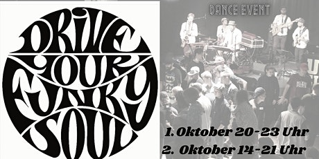 Drive your funky Soul - Concert & Cypher Session Tickets