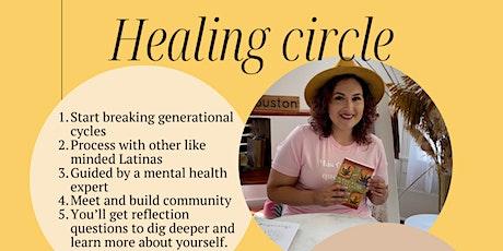 Latina's Personal Growth Healing Circle tickets