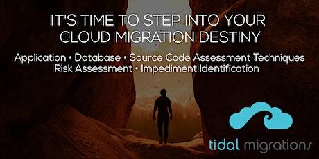 End to End Cloud Migration Workshop October 20 + October 21, 2021 tickets
