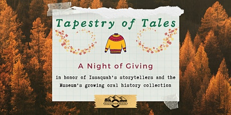 Tapestry of Tales: A Night of Giving tickets