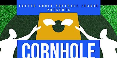 1st Annual Exeter Adult Softball League Cornhole Tournament tickets
