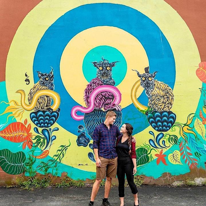 Art is All Around Us- Halifax Art Walking Tour image