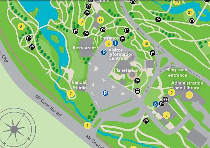 GSHS Mt Coot-tha Botanical Gardens  Investigating the gardens - 10 - 15yrs image