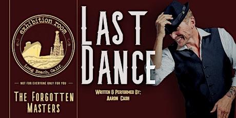 Clandestine Cabaret Presents: A Taste of Last Danc tickets