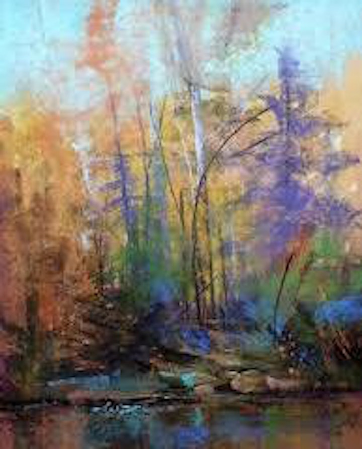 Art Meets Nature - Plein air with Oil Pastels @ Terry Daly Garden Gallery image