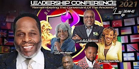 The Beth-El Nation Leadership Conference 2021 tickets