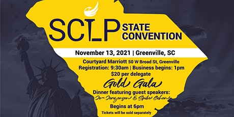 SCLP Gold Gala tickets