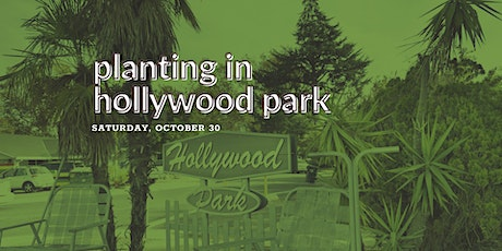 Planting in the Hollywood Park neighborhood tickets