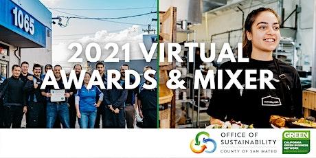 2021 Green Business Virtual Awards & Mixer tickets