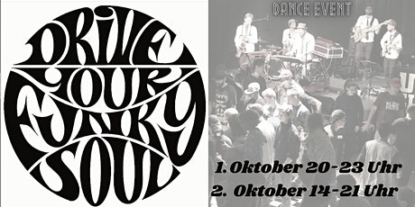 Drive your funky Soul - Workshops & exchange Tickets