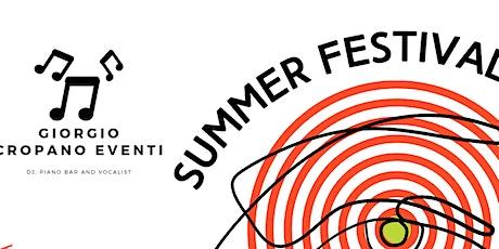 MUSIC SUMMER FESTIVAL tickets