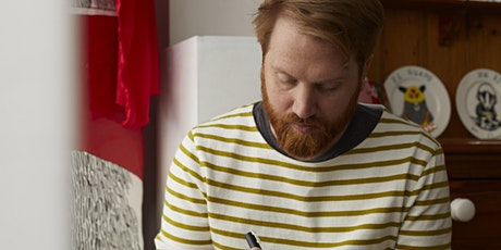 Live Drawing with James Ward of Jimbob Art- London Design Festival tickets