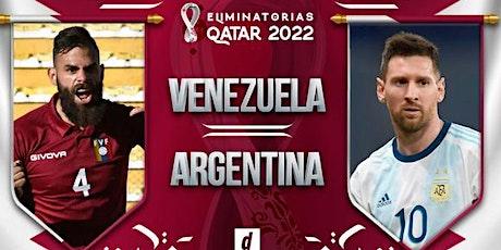 LIVE@!!..@ Argentina v Venezuela Live Broadcast FIFA 02 Sep 2021 tickets