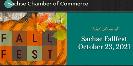 Sachse Chamber 36th Annual Fallfest tickets