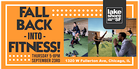 Fall Back Into Fitness tickets