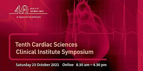 Epworth HealthCare Tenth Cardiac Sciences Symposium tickets