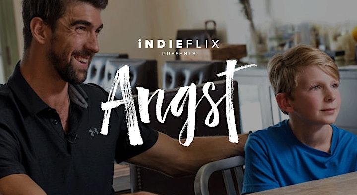 Angst Movie Night - October 7, 2021 image