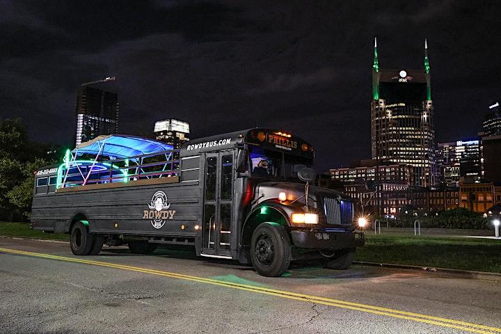 Nashville  WEEKDAY Party Bus Rental image