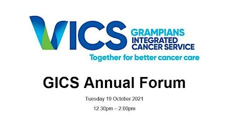 GICS Annual Forum 2021 tickets