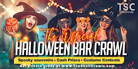 Halloween Bar Crawl - Knoxville tickets