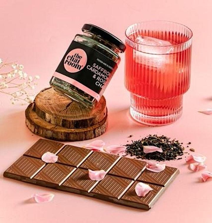 Iced Chai + Chocolate Virtual Tasting Session image