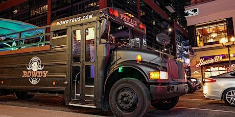 Nashville  WEEKEND Party Bus Rental tickets
