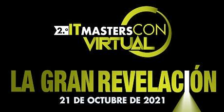 IT Masters CON Virtual entradas