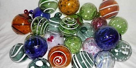 Ornament Glassblowing Class tickets