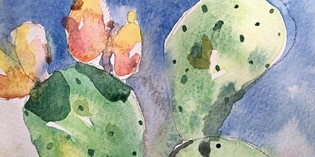 Eat Paint Live Watercolor Sketching - 3 Day Artists' Retreat in Ojai, CA tickets