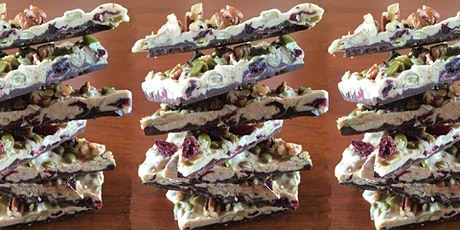 Cooking with Chocolate: Pumpkin Spice Harvest Bark tickets