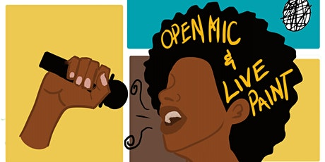 Open Mic N Live Painting tickets