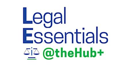 Legal Essentials @theHub+... Workplace Health & Safety tickets