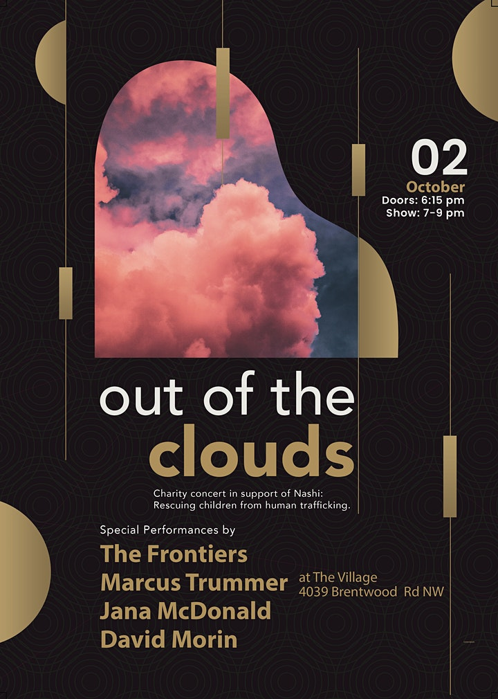Out of the Clouds: Charity Concert image