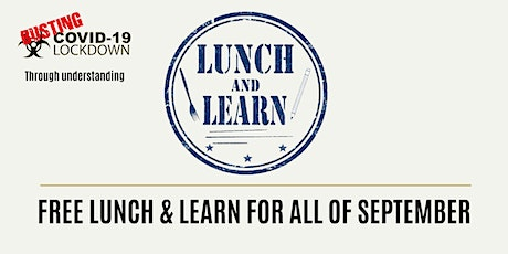 FREE Lunch and Learn - All of September tickets