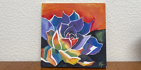 Exotic Plants Paint Night tickets
