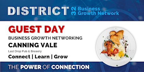 District32 Guest Day – Canning Vale Business Networking - Thu 30 Sept tickets