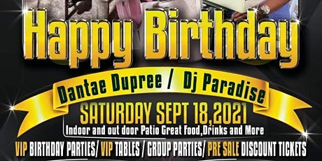 The Ultimate Birthday Celebration  -- Virgo and Libra Edition tickets