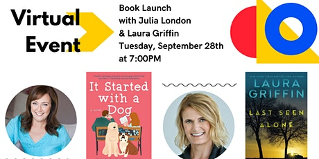 An Evening with Authors Julia London & Laura Griffin tickets