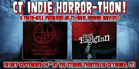 CT Indie Horror-Thon! tickets