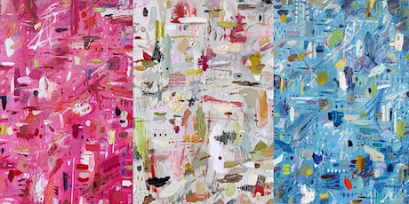 Colourful Abstract Oil Painting Workshop tickets