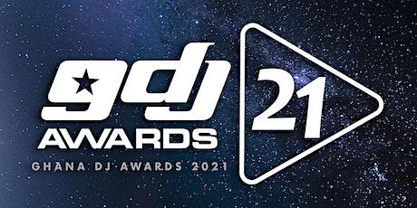 Ghana DJ Awards 2021 tickets