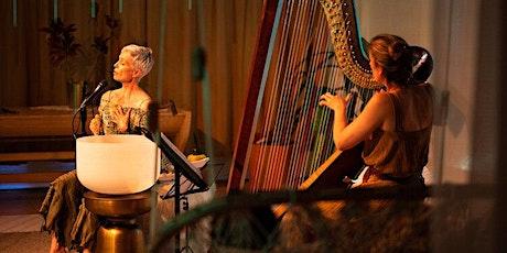 Harpe et Poésie Vocale tickets