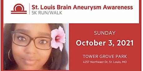 St. Louis Brain Aneurysm  5K Run/Walk tickets