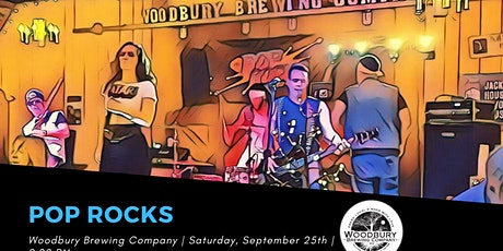 80s Night with Pop Rocks  at the Woodbury Brewing Company tickets
