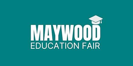 Maywood Education Fair - 2021 boletos