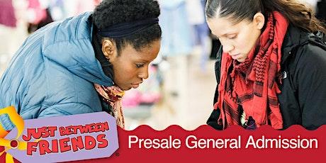Free Presale Ticket -  Fall 2021 tickets